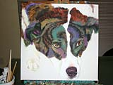 Erica Orr - painter of animals extraordinaire